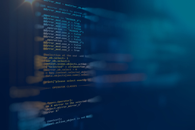 Programming Background