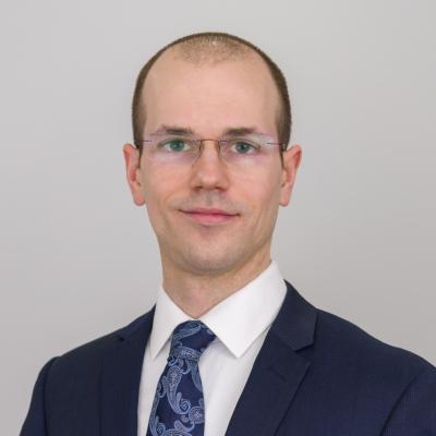 Portrait of Andrew Skujins